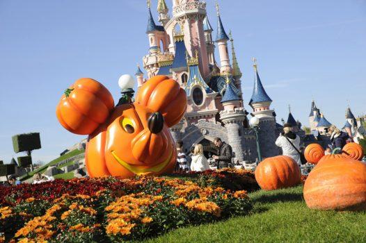 Disneyland® Paris holiday this Halloween