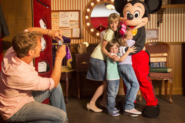 Mickey-Disneyland Paris