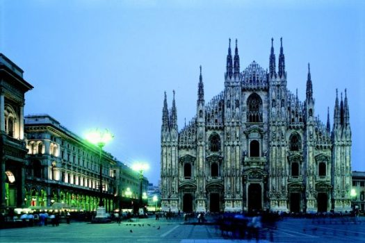 milan duomoMilan, The Duomo. 135 Bold Spires constructed ver 5 centuries of labour ©De Agostini Picture Library, Fototeca ENIT