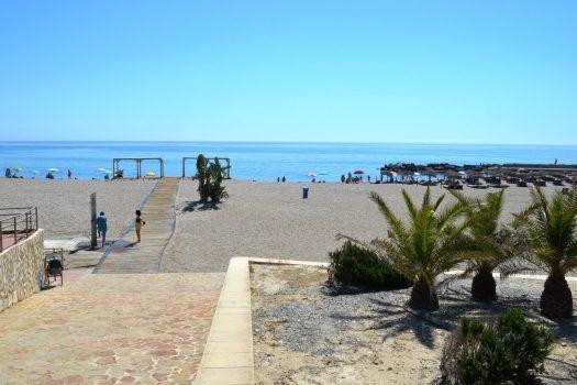 Mojacar beach, Spain