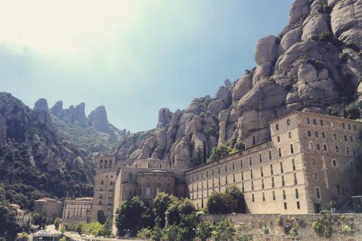 Monastir de Montserrat, Catalonia