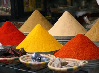 Spices Souk Morocco © Activ'Travel – 2007