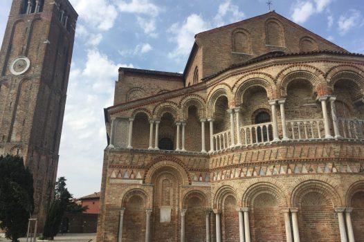 Italy, Murano, Venice islands, basilica of st maria and st donato, church, FVI-NCN