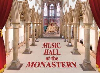 Music Hall and Gorton Monastery