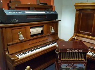 Musical Museum at Kew
