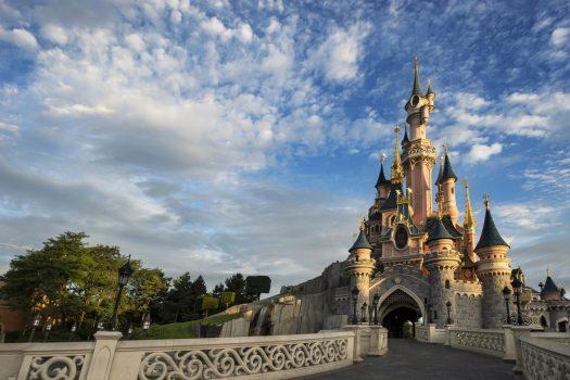 Beat the January Blues - Sleeping Beauty Castle