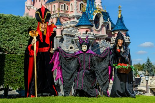 Halloween at Disneyland® Paris ©Disney