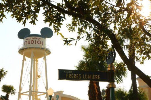 Closures Walt Disney Studios® Park