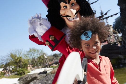 Disneyland® Paris Festival of Pirates and Princesses
