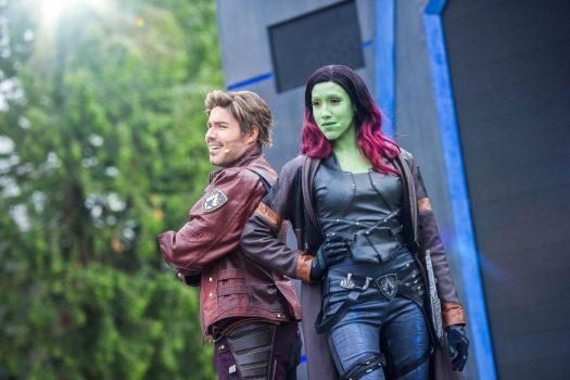 MARVEL Season of Super Heroes ©Disney © 2018 MARVEL Guardians of the Galaxy
