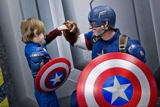 MARVEL Season of Super Heroes ©Disney © 2018 MARVEL