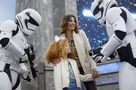 Legends of the Force: A Celebration of Star Wars™ at Disneyland® Paris for ©Disney © & ™ Lucasfilm Ltd.