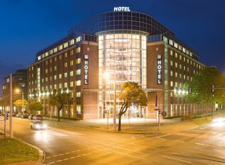NH Dresden Neustadt - exterior