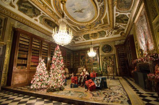 France, Paris, Christmas, Chateau de Vaux-le-vicomte, group travel, group tour, ©Photo ERWANN MAIGNAN