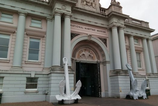 National Maritime Museum at Royal Greenwich