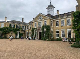 National Trust Polesden Lacey - Surrey Fam Trip - Exterior
