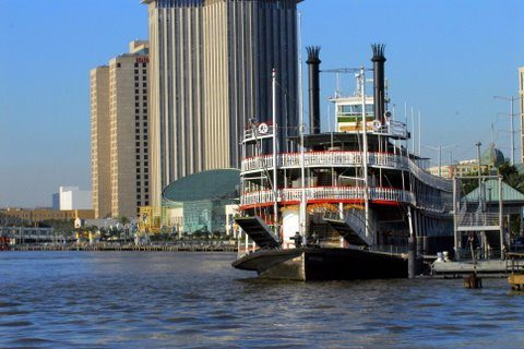 USA, US city break, louisiana, new orleans, paddle steamer, group travel, group tour, NCN