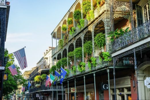 USA, US city break, louisiana, new orleans, french quarter, group travel, group tour, © Photo by Paul Broussard, Photo courtesy New Orleans Convention and Visitors Bureau