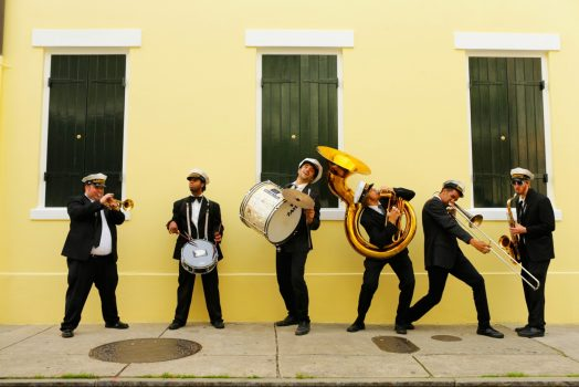 USA, US city break, louisiana, new orleans, jazz, group travel, group tour, © Photo by Chris Granger, Photo courtesy New Orleans Convention and Visitors Bureau