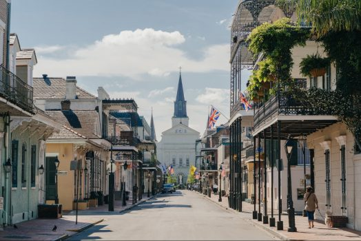 USA, US city break, louisiana, new orleans, french quarter, group travel, group tour, NCN