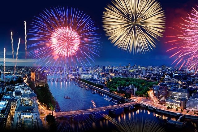 New Year Package For 2019 In Central London For 3 Nights