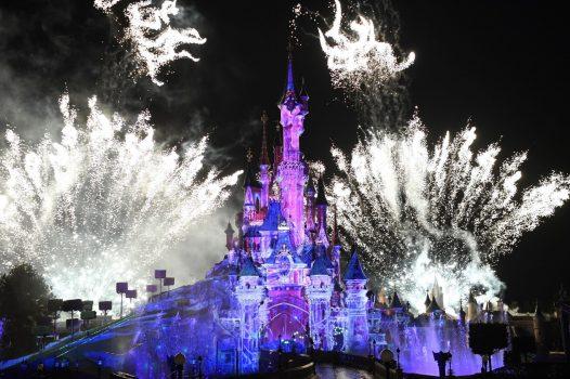 New Years Eve at Disneyland® Paris ©Disney