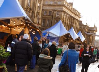 Newcastle Christmas Market