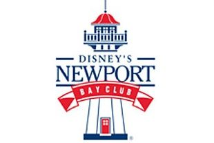 Newport Bay Logo © Disney