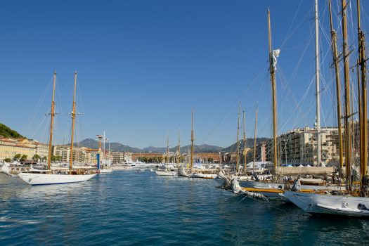 Nice Harbour, French Riviera for groups, group trip to France © A.ISSOCK