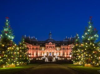 France, Paris Christmas markets, Chateau de Vaux-le-vicomte, group travel, group tour, © Julien Laurent