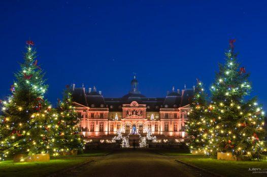Festive break Christmas Paris France