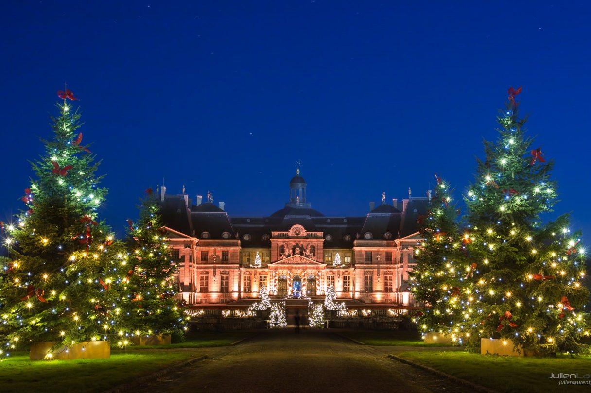 France, Paris Christmas markets, Chateau de Vaux-le-vicomte, group travel, group tour, © Julien Laurent
