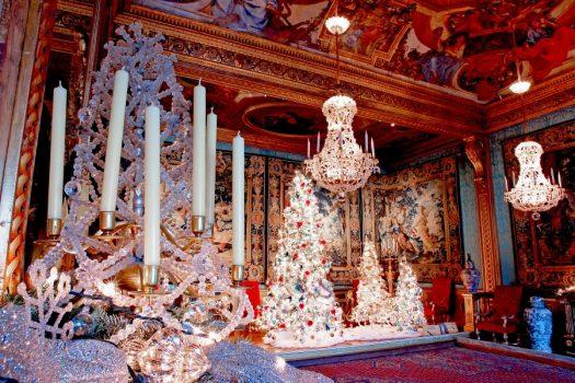 Festive breaks for groups France, Paris, Christmas, Chateau de Vaux-le-vicomte, group travel, group tour,