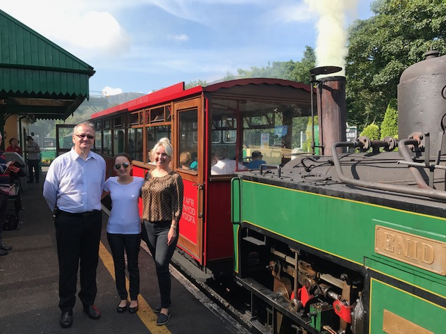 Picturesque North Wales Fam Trip - Snowden Mountain Railway (KWY_NCN)