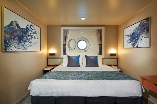 Norwegian Cruise Line - ncl_Norwegian Jade_Oceanview_Porthole © Norwegian Cruise Lines