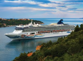 Norwegian Spirit, Dubrovnik © Norwegian Cruise Lines
