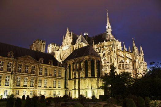 Notre-Dame Cathedral - (c) Reims Tourist Office - Carmen Moya