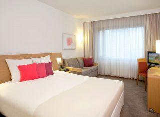Novotel Aix-en-Provence Beaumanoir Bedroom (NCN)