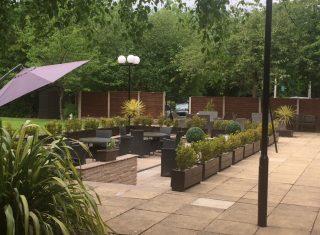 Novotel Manchester West Garden