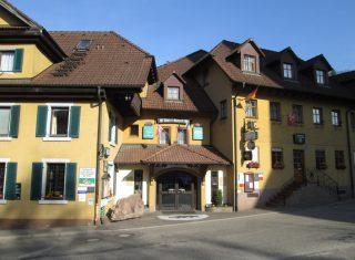 Hotel Bären in Oberharmersbach - main entrance
