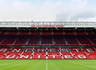 Old Trafford ©Manchester United Football