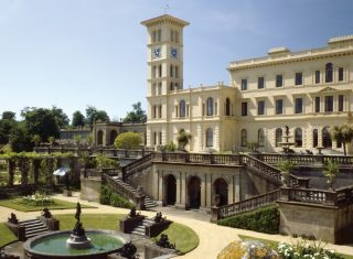 Osborne House, Isle of Wight ©English Heritage