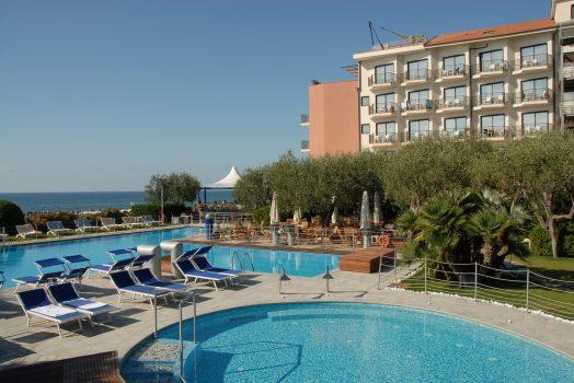 Grand Hotel Diana Majestic **** Diano Marina, Italian Riviera, Italy,
