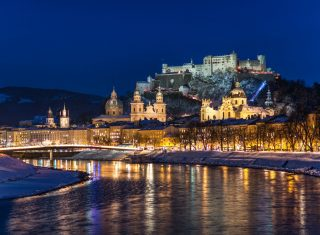 Austria, Salzburg, winter, christmas markets, festive break, group travel © Tourismus Salzburg GmbH