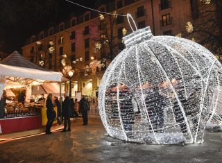 Paris Christmas Market © Paris Tourist Office - Photographer Daniel Thierry