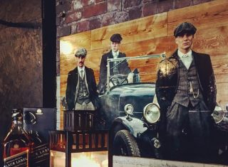 Peaky Blinders Bar, Liverpool