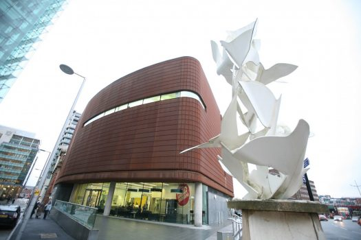Exterior view of the People's history museum in Manchester ©People's history museum, Kippa Matthews