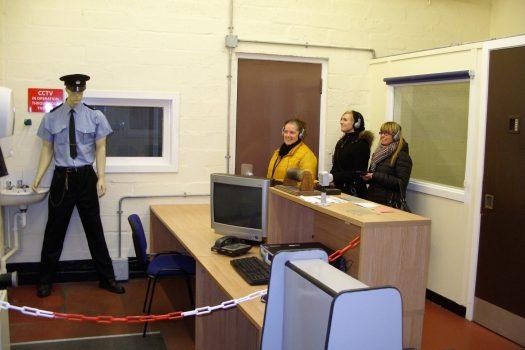 Peterhead Prison Museum, Aberdeen, Scotland - Reception