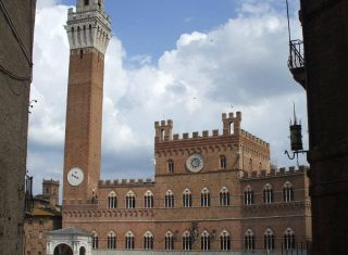 Piazza del Duomo - Siena, Tuscany