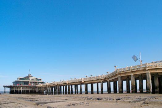 Belgium, Blankenberge, Coast, Beach, Pier, group tour, group travel ©Tourist Office Blankenberge